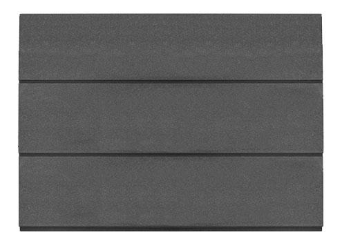 вентилируемый фасад TERRADECK CONSOLE (РОССИЯ), цвет черный