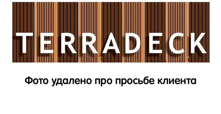 Строительство террас и пешеходных дорожек в КП Павлово
